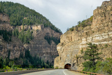 US Interstate 70 (I-70) Westbo...