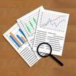 Analysis of statistical data