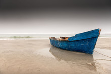 Fishing Boat, Paternoster Beac...