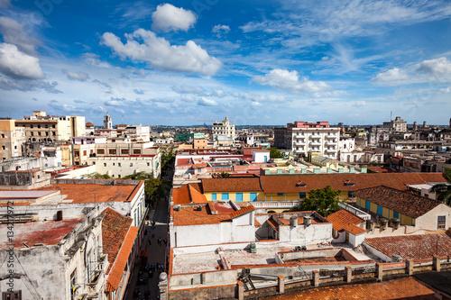 Old Havana Obraz na płótnie