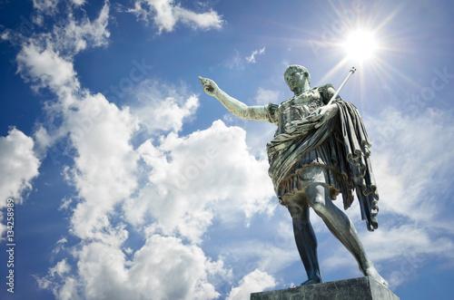 Augusto (Gaius Iulius Cæsar Octavianus Augustus), Rome Fototapete