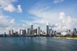Skyline of Downtown Miami
