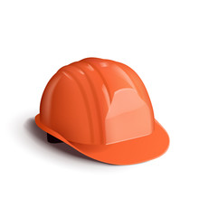 Orange Helmet 01