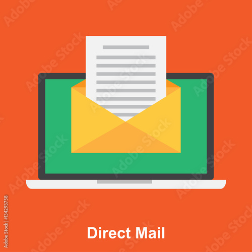 direct mail Poster