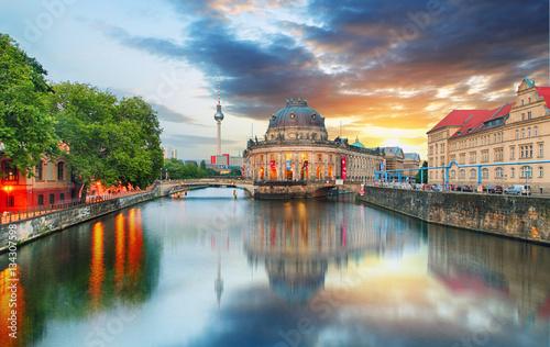 Fotobehang Berlijn Berlin, Germany