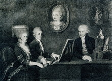 The Mozart Family Portrait: Ma...