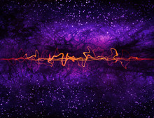 Cosmic Energy - Deep Space Background