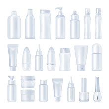 Cosmetic Package Collection Wh...