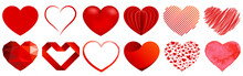 Herz Sammlung - Heart Collection