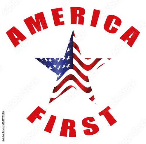 Photo  America First
