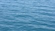 Waving Water surface closeup footage