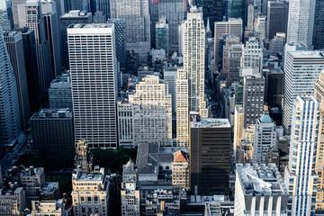 New York City Rooftops in Manhattan