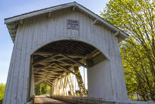 Gilkey Covered Bridge