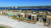Fort Walton Beach Aerial View, FL
