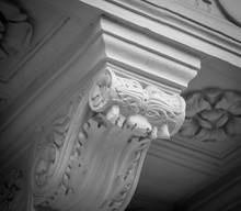 Architectural Detail Of An Anc...