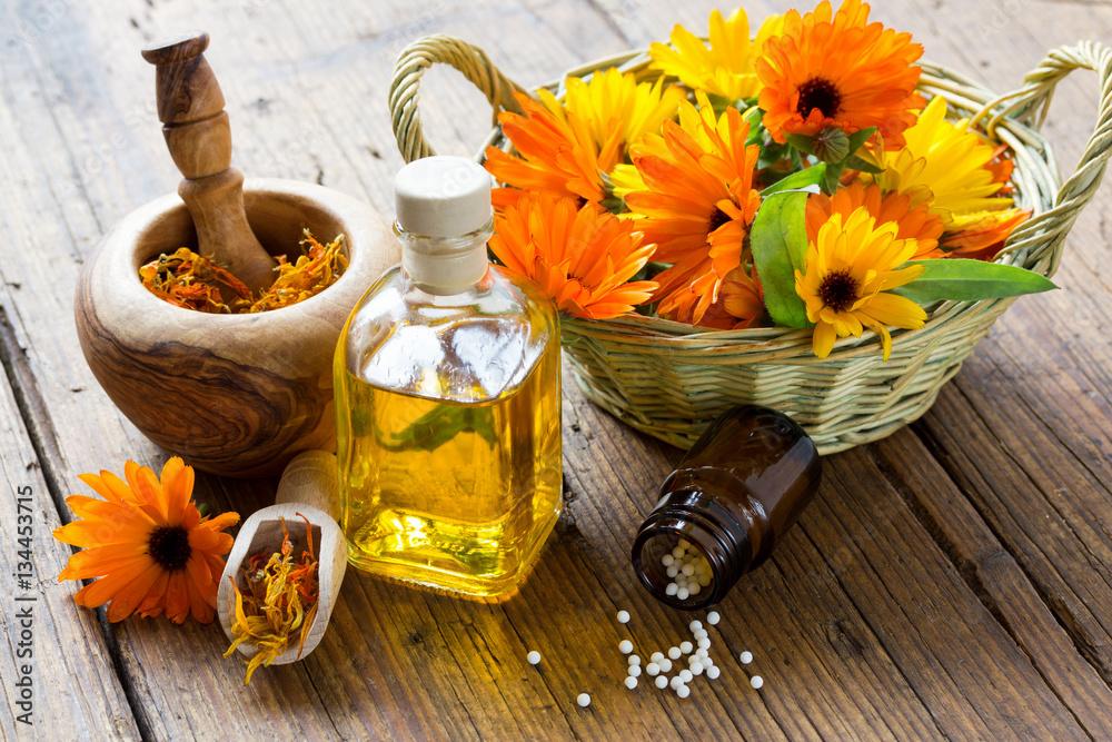 Fototapety, obrazy: Nature medicine
