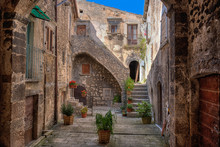 Santo Stefano Di Sessanio Village, Abruzzo, L'Aquila