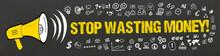 Stop Wasting Money! / Megafon ...