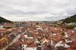 Fernblick über die Dächer von Heidelberg