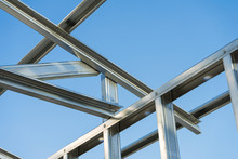 New Technology Steel Frame For Home Construction