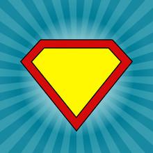 Keep Calm Super Man Logo