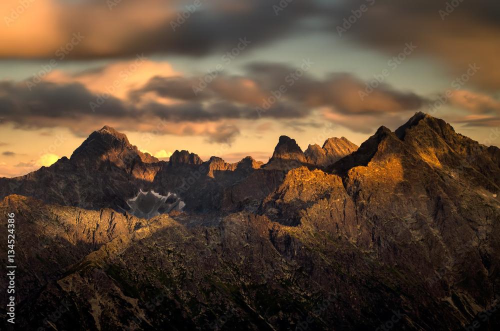 Fototapety, obrazy: High Tatras