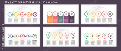 Photo  Business infographics