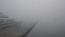 Dense Air Pollution At Pier Ti...