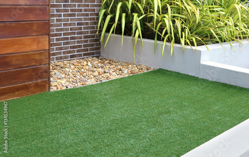 Modern front or back yard design ideas