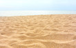 Leinwandbild Motiv sand beach