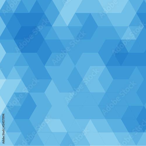 Photo  fond abstrait bleu