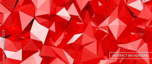 czerwone-szklo-z-odbiciami