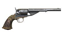 3d Rendering Colt 1861 Navy Co...