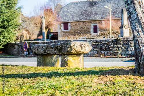 Banc En Pierre Buy This Stock Photo And Explore Similar Images At