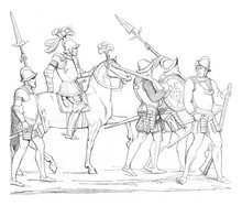 Beefeater, Band Captain, Gunsmith, Climbing Course And Musketeer