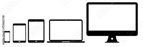 devices - Smartphone - Tablet - Laptop - PC