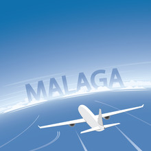 Malaga Flight Destination