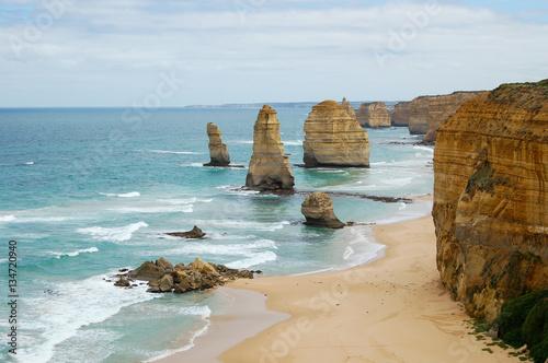 Fotografía  Twelve Apostles on the Great Ocean Road in Victoria, Australia