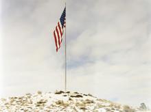 An American Flag Stars And Str...