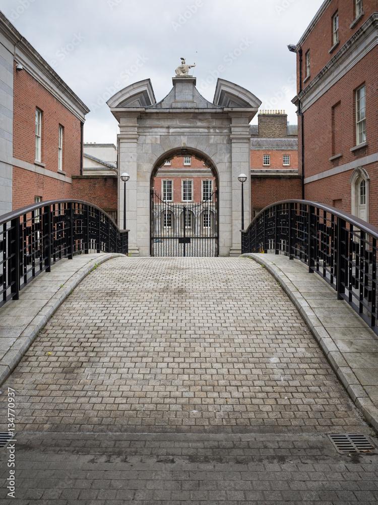 Stampe  Dublin Castle