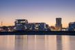 Köln: Bürohaus und historischer Turm