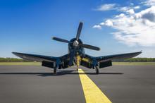 Chance Vought F4U Corsair On S...