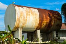 Vintage Water Tank