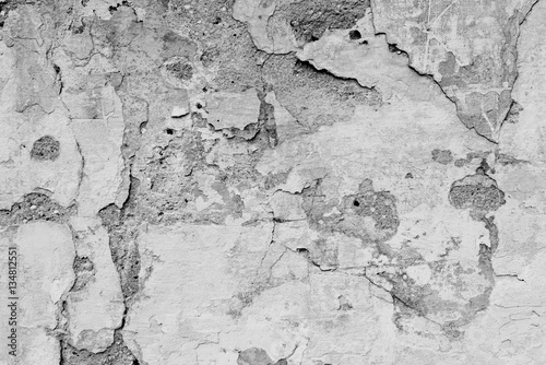 wall-fragment-with-scratches-and-cracks