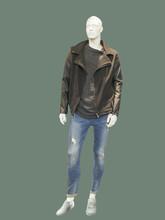 Full-length Male Mannequin