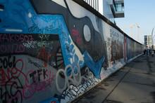 East Side Gallery, The Wall, Berlin