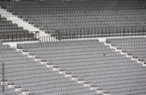 Foto op Plexiglas Stadion Gradas