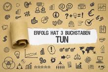 TUN / Papier Mit Symbole