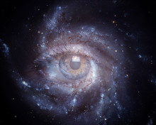 """Black Hole"" Eye Of Consciousness"