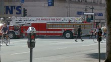 CicLAvia And The LAFD. Fire De...